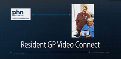 Resident GP Video Connect